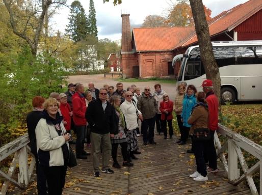 IPA Helsinki Umpimähkä-retkellä – mutta ei hukassa