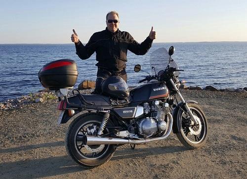 Kutsu: IPA:n moottoripyöräily 30.5.2017
