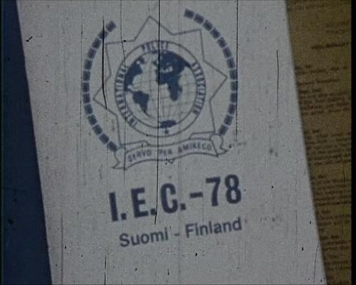 IPA Suomen osaston järjestämästä IEC -kokouksesta 40 vuotta