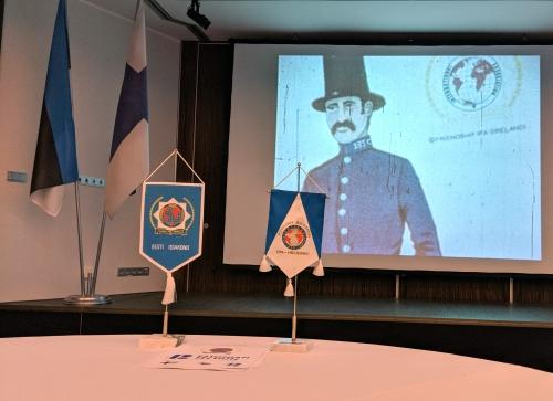 IEC-78 40 - vuotisjuhla Tallinnassa
