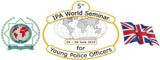 Hae nuorten (alle 35 v) poliisien seminaariin Skotlantiin!