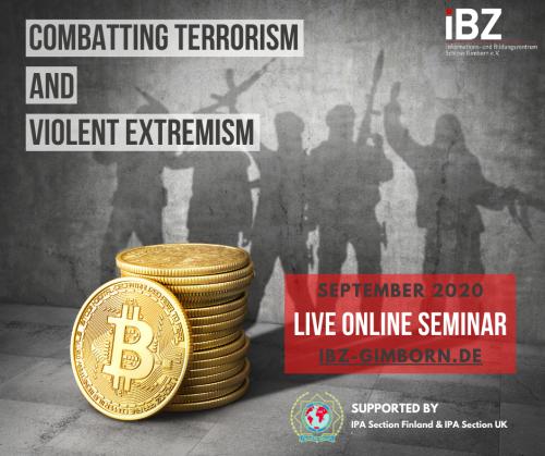 Vielä ehdit rekisteröityä. Webinaari: Combatting Terrorism and Violent Extremism