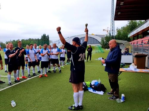 IPA Suomen jalkapallo turnaus 2020